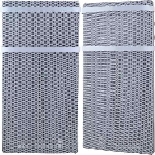 Kompaktes Taby Wärmewellenheizung mit 2 Handtuchhaltern