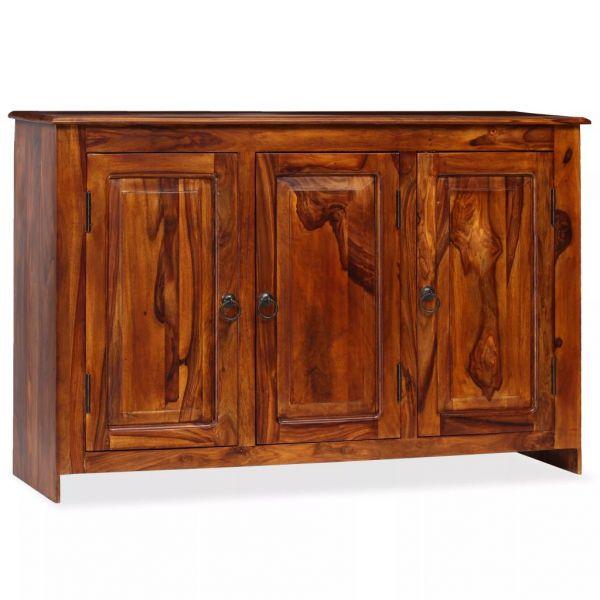 wundervolle Worthing Sideboard Massivholz 115 x 35 x 75 cm