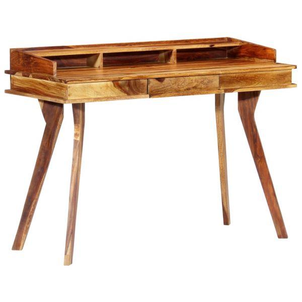 Schöne Schreibtisch 115 x 50 x 85 cm Massivholz Alcorcón