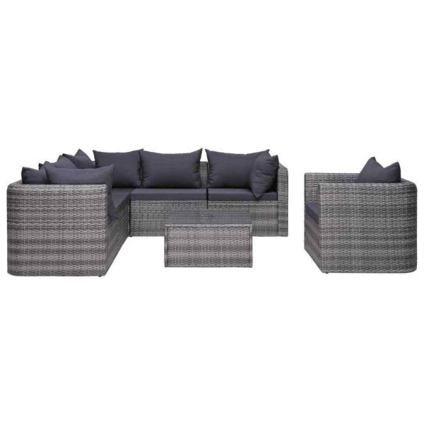 Lounge Sitzgruppe ' Siena '