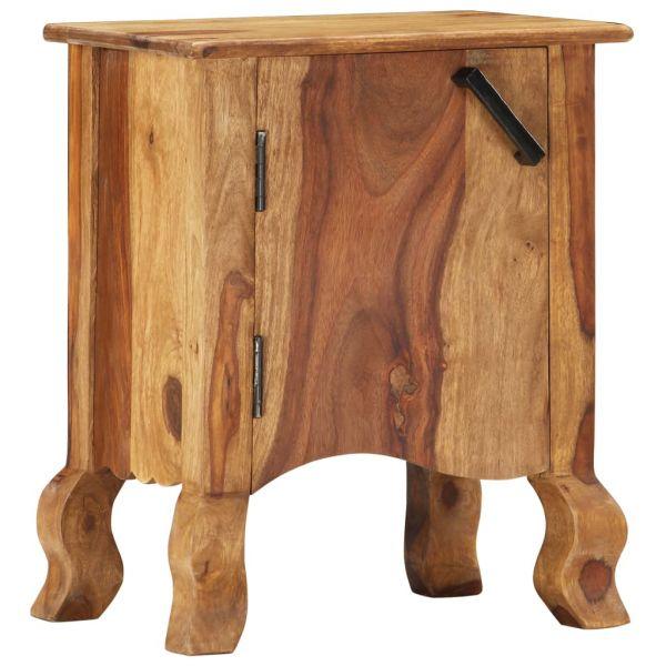 Schöne Nachttisch 40 x 30 x 50 cm Massivholz Sandnessjoen