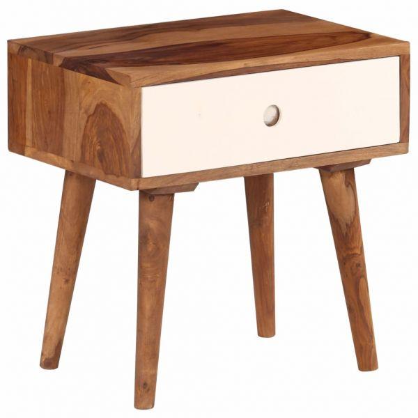 Schöne Nachttisch 45 x 30 x 45 cm Massivholz Sogne