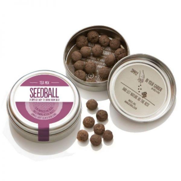"""Seedball Samenbomben """"Tee-Mischung"""" XXL"""