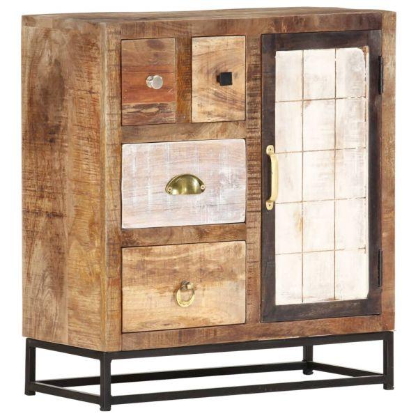 bildschöne Gillingham Sideboard 60 x 30 x 70 cm Recyceltes Massivholz