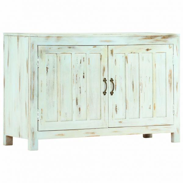 fabelhafte Rochdale Sideboard Hellblau 110 x 35 x 70 cm Massivholz Mango