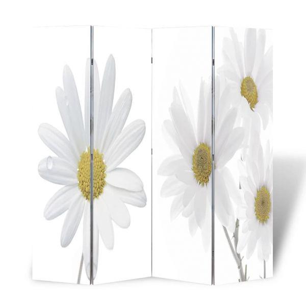 Ausgezeichnete Turin Raumteiler klappbar 160 x 170 cm Blume