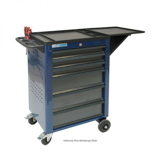 ADB Werkzeugwagen / Werkstattwagen Basic blau