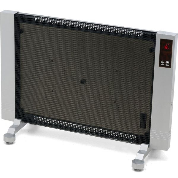 Super OErebro Digitale Infrarot Wärmewelle mit Fernbedienung