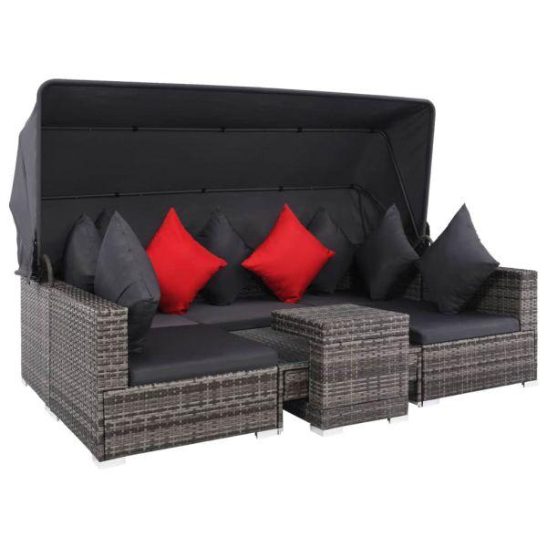 Luxus Lounge Garteninsel ' Toledo '
