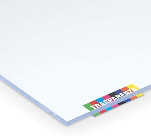 Polycarbonatplatten PC MASSIVPLATTE 5 MM klar 800X500 mm UV-Beständig