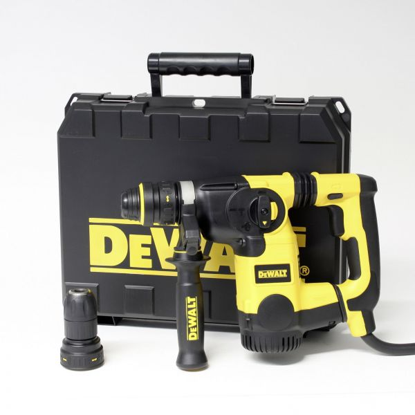 DeWalt Kombihammer SDS Plus 26mm D25324K