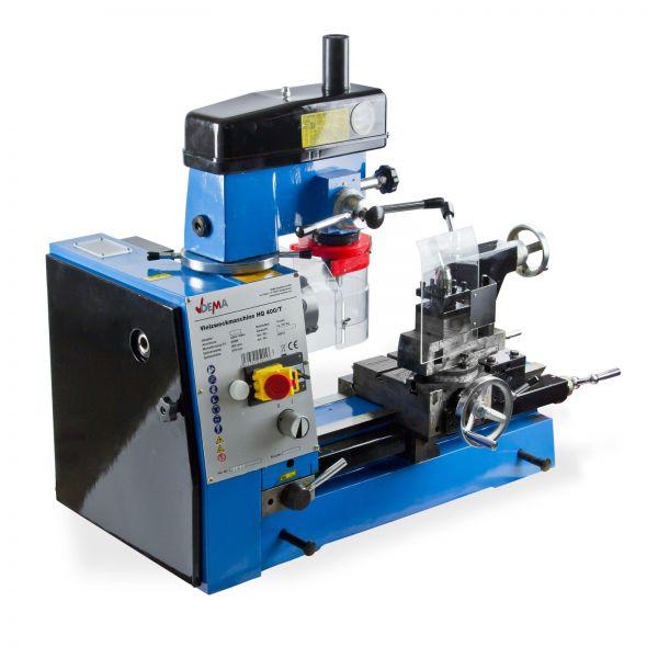 Drehmaschine / Bohrmaschine / Fräsmaschine HQ400/T