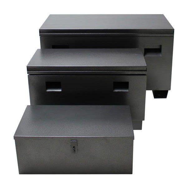 Metallkiste / Werkzeugkiste / Box Set 3tlg