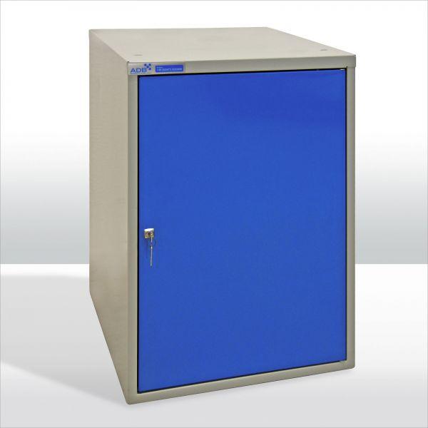 ADB Stahlblechschrank / Stahlschrank 800x530x700 mm