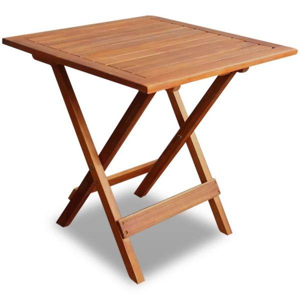 Hochwertige Holz Tisch aus Akazie Massivholz