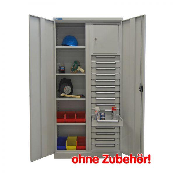 ADB Werkzeugschrank / Systemschrank mit 16 Schubladen