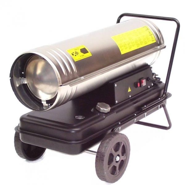 Diesel Baustellenheizer 30kw