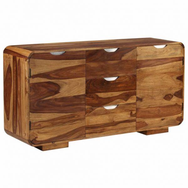 fabelhafte Gloucester Sideboard Massivholz 145x40x75 cm