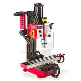 Fräsmaschine + Bohrmaschine - Kombination schwenkbar 230 Volt