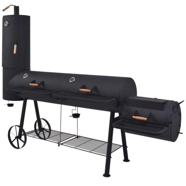 Smoker Grillwagen 'Tornado' BBQ