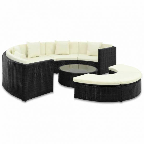 Lounge Garteninsel Set ''Ronda''