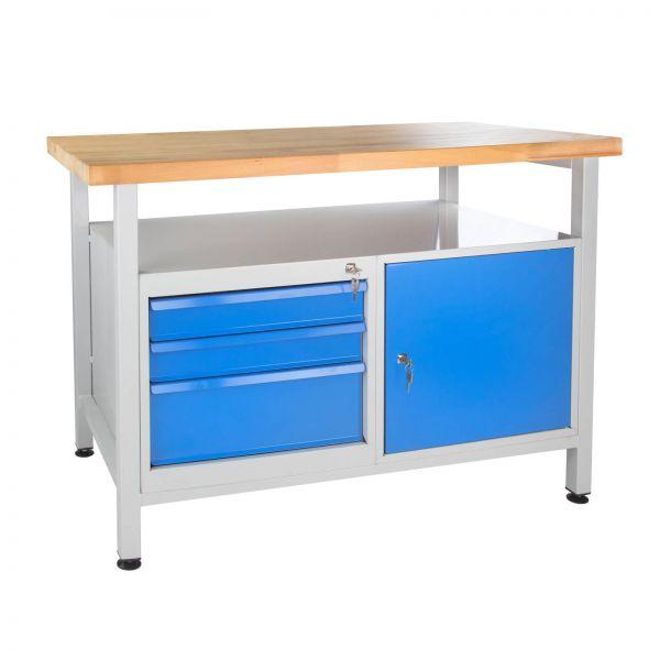 ADB Werkbank / Werktisch 1200x840x600 mm