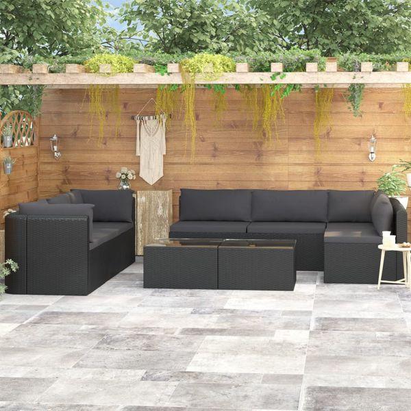 Lounge Gartenmöbel Sitzgruppe ' London '