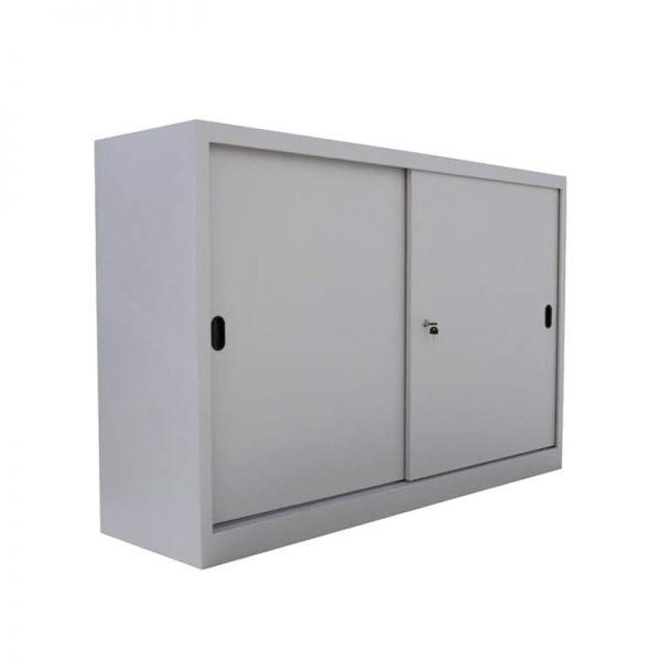 ADB Schiebetürenschrank / Büro Aktenschrank 1050x1200x450 mm