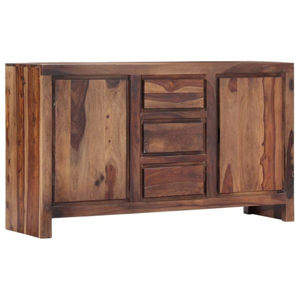 fabelhafte Plymouth Sideboard 140 x 40 x 80 cm Massivholz