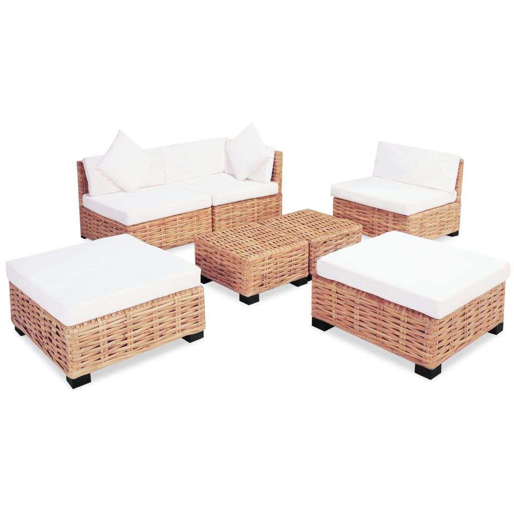 Lounge Sofa Rattan \' Atlantis \'