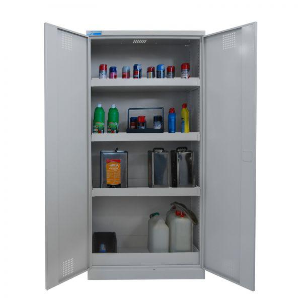 ADB Chemikalienschrank / Gefahrstoffschrank 195x95x50 cm