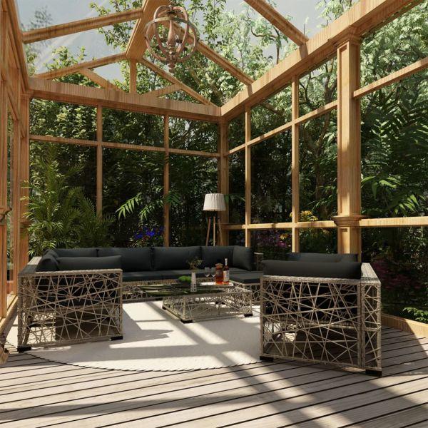 Lounge Sitzgruppe Garten-Garnitur 'Mira'