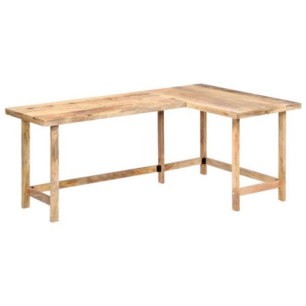 wunderschöne Schreibtisch 180 x 120 x 76 cm Massivholz Mango Jérez de la Frontera