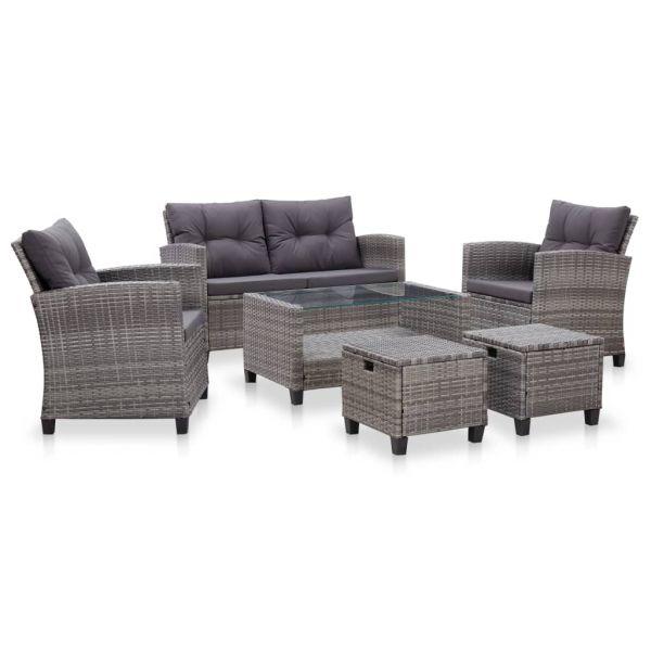Lounge Sitzgruppe Gartenmöbel '' Athene ''