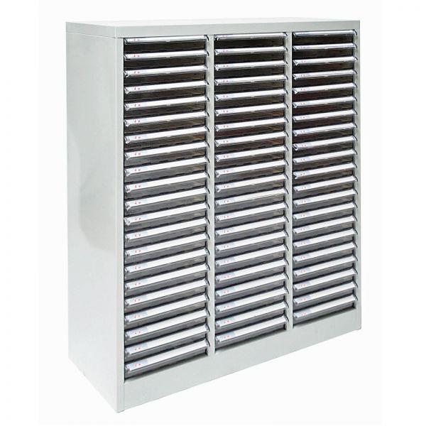 ADB Metall Schubladenschrank / Schubladencontainer SC 3 x 21 = 63 Schubladen
