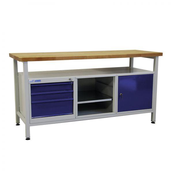 ADB Werktisch / Werkzeugtisch 1700x600x840 mm