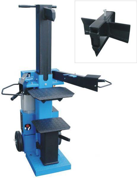 Güde Holzspalter / Brennholzspalter Basic 10T/DTS 4000 W