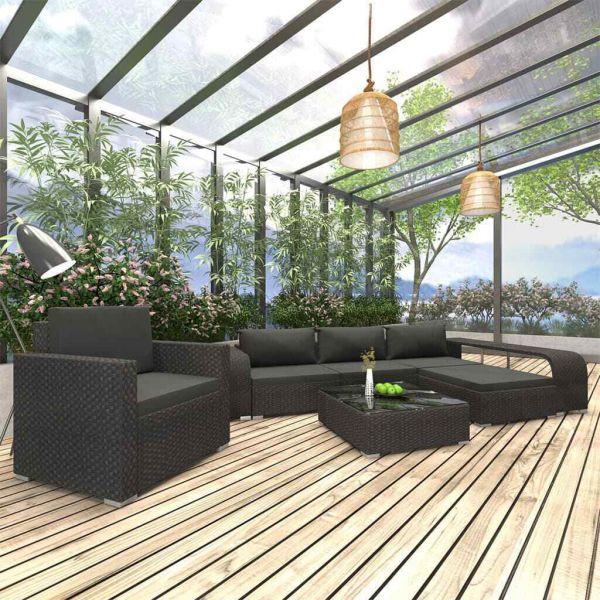Hochwertige Lounge ' Imperia s' Gartenmöbel