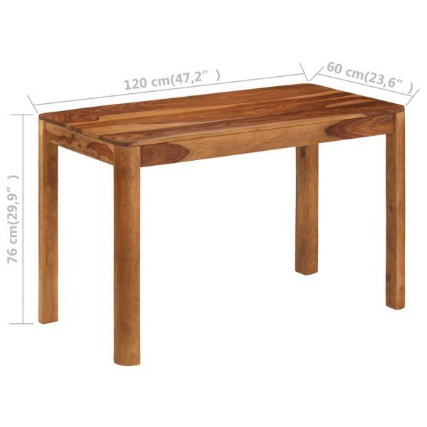 traumhafte Esstisch Massivholz 120 x 60 x 76 cm Lauterach