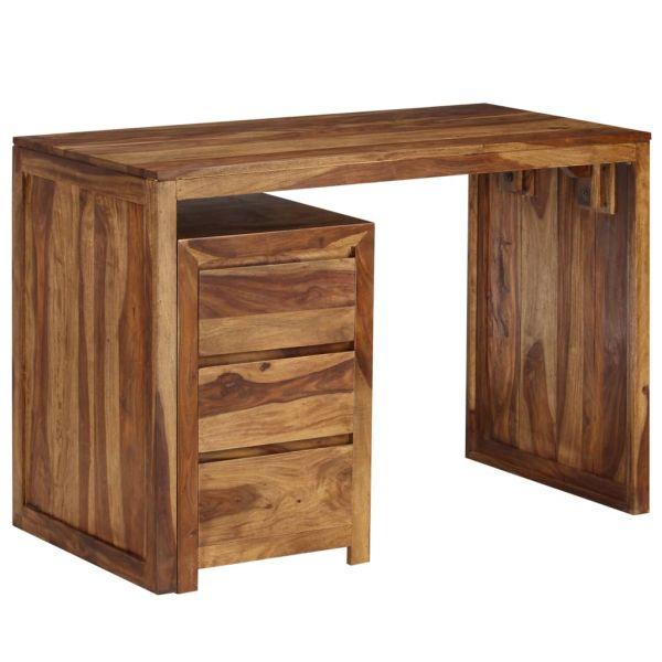 ausgezeichnete Schreibtisch Massivholz 110 x 50 x 76 cm Alcaláde Henares