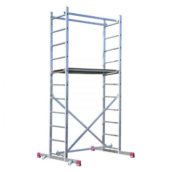 Krause Corda Montage-Gerüst Arbeitshöhe bis 5 m