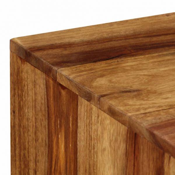 ausgezeichnete Swansea Sideboard Massivholz 170x40x80 cm