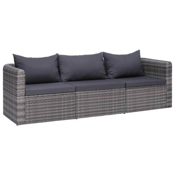 Garten Sofa Lounge Couch Gartenmöbel