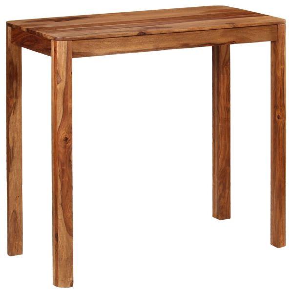 prachtvolle Bartisch Massivholz 115x55x107 cm Laakirchen